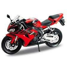 Модель <b>мотоцикла Welly Honda CBR1000RR</b> - 12819P | детские ...