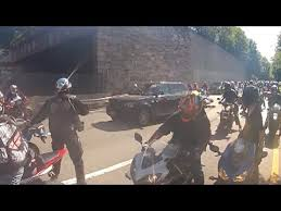 Road Rage: <b>NYC Motorcycle</b> Attack - YouTube