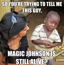 Skeptical African Kid memes | quickmeme via Relatably.com