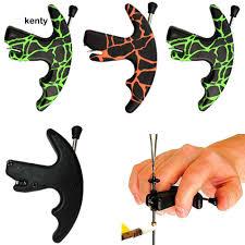 KT  <b>1Pc Archery</b> Release Aid Shooting Compound <b>Recurve Bows</b> ...