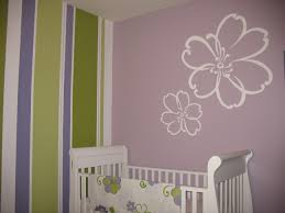 beautiful and awesome bedroom painting design ideas baby girl bedroom design idea flower wall painting baby room color ideas design