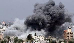 Image result for عکس تجاوز هوایی به یمن
