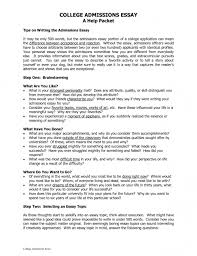 resume  examples of bad college essays general essay writing tips    interesting example of a college application essay resume