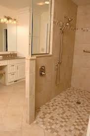 design walk shower designs: walk in shower with universal design features