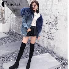Adequate supply <b>CKMORLS</b> 2018 <b>New</b> Denim Jacket Women Coats ...