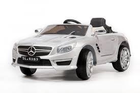 <b>Электромобиль Barty Mercedes SL63</b> - Акушерство.Ru