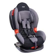 Детское <b>автомобильное кресло Siger КОКОН ISOFIX</b> КРЕС0119 ...