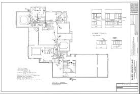 Kabel House Plans  About House PlansElectrical Layout and Kitchen Cabinets detail for the house plan