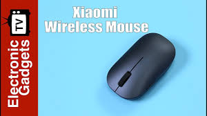 <b>Xiaomi Wireless Mouse</b> Edition 2 with 1200dpi, 2.4G Wireless and 4 ...