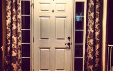 front door privacy curtains white painted mahogany wood front door with double clear glass sidelight awesome black painted mahogany