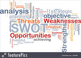 swot word cloud stock illustration i2343852 at featurepics word cloud concept illustration of swot strengths weaknesses
