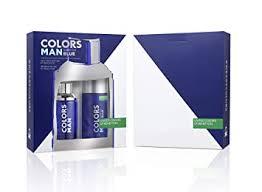 Buy United Colors Of <b>Benetton Colors Man</b> Blue Eau De Toilette 100 ...