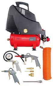 <b>Компрессор</b> безмасляный <b>Fubag Service Master</b> Kit, 6 л, 1.1 кВт ...
