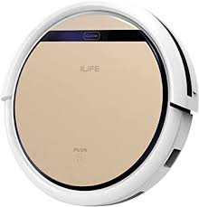 ILIFE V5 Pro Intelligent Robotic Vacuum Cleaner ... - Amazon.com