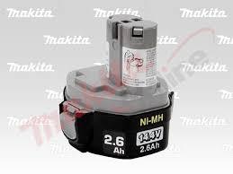 <b>Аккумулятор Makita 1434</b> 193101-2 (14,4V, 2.5Ah, <b>NiMH</b>) (<b>Makita</b> ...