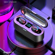 <b>HATOSTEPED</b> Capsule TWS Wireless <b>Earbuds</b> V5.0 <b>Bluetooth</b> ...