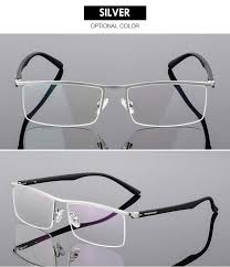 <b>Bclear</b> High-End Business Men'S Eyeglasses Frame Unique Temple ...