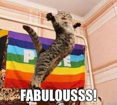 Fabulous | WeKnowMemes via Relatably.com