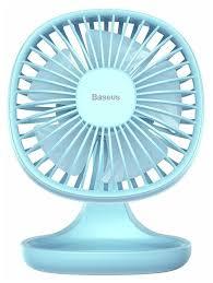 Настольный <b>вентилятор Baseus Pudding-Shaped</b> Fan — купить ...