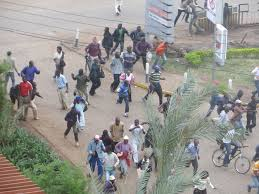 Terrorist attacks in Kenya