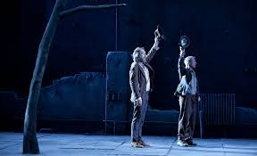 waiting for godot sydney theatre company postdramatic