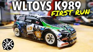 <b>WLTOYS K989</b> First Run and Impressions - YouTube