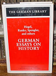 german essays on history  german library