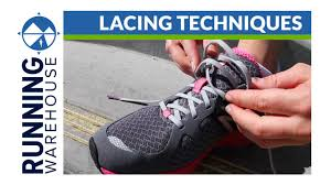 How To <b>Lace</b> Running Shoes For Your Best Fit and Improved Comfort