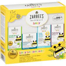 Zarbee's - Zarbee's <b>Naturals Baby Bee Prepared</b> Kit, including ...