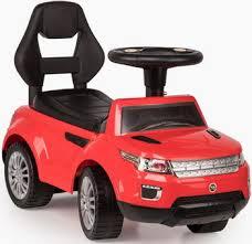 <b>Автомобиль</b>-<b>каталка Happy Baby</b> JEEPPY RED 50013 купить в ...