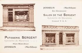 Patisserie Sergent (spécialités de <b>Macarons</b>) Place Notre Dame ...