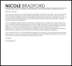 Property Management Cover Letter Drosdo com