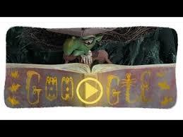 <b>Halloween Witch</b> - Happy Halloween Google Doodle 2013 - YouTube