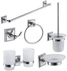 Купить набор аксессуаров для ванной комнаты <b>VitrA</b> Marin ...