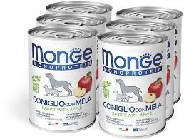 """31 отзыв на <b>Консервы Monge """"Dog Monoproteico</b> Fruits"""", для ..."""