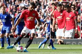 Man Utd vs Leicester LIVE REACTION: Rashford penalty enough to ...