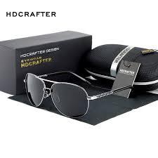 <b>HDCRAFTER</b> High quality <b>Men's Fashion</b> Driving Sunglasses 100 ...