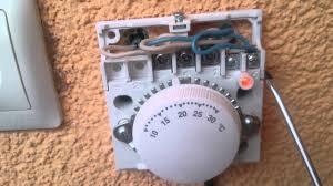 Механический <b>термостат ballu BMT 1</b> подключение - YouTube