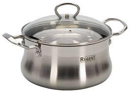 <b>Кастрюля Regent</b> Bella 3,5 <b>л</b> — купить по выгодной цене на ...