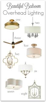 one two three four five six seven eight bedroom lighting guide