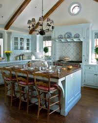 painted blue kitchen cabinets house:  ci farrow and ball the art of color pg blue kitchen xjpgrendhgtvcom