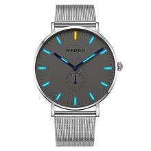 NEDSS лучшие брендовые простые роскошные стильные <b>часы</b> ...