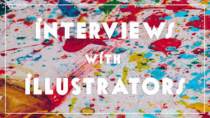 interviews illustrators introducing domestic cowboy curved announcing our new feature interviews illustrators we scour the web in search of awesome illustrators who have a knack the brush or pencil