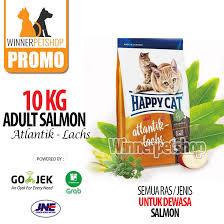 (BIG BAG) <b>Happy Cat</b> Adult Salmon 10KG || <b>HAPPYCAT SUPREME</b> ...