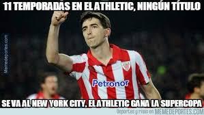 Athletic de Bilbao: Memes por su título de la Supercopa de España ... via Relatably.com