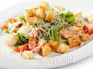 Рецепты салатов креветками майонезом