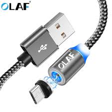 <b>OLAF LED Type</b> C Micro USB Fast Charge For Xiaomi iPhone ...