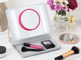 Spotlite <b>HD</b>: LED <b>Makeup Mirror</b> 1.0 — Spotlite <b>HD</b> | The Grommet®