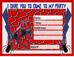 th birthday ideas spiderman birthday invitation templates spiderman party ideas creative printables spiderman birthday party invitations printable