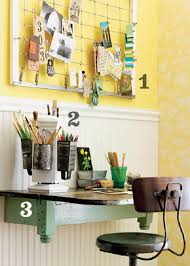 diy office organizer budget friendly home offices